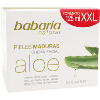 Babaria crema facial con color con aloe vera bb fp 15 triple accion envase de 50ml.