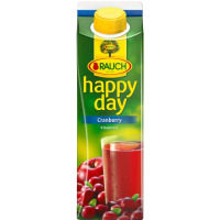 Nectar cranberry 30% happy day de 1l. en brik