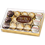 Ferrero collection bombones estuche de 172g. por 15 unidades