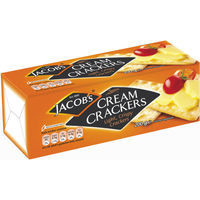 Jacobs cream cracjers de 200g. en paquete