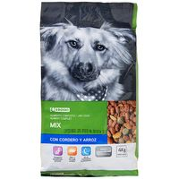 Eroski Friends mix cordero arroz de 4kg. en bolsa