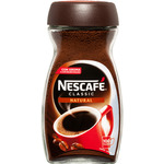 Nescafé classic natural cafe soluble de 200g.