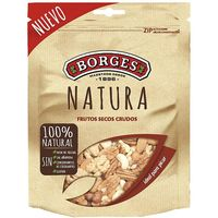 Borges cocktail frutos secos crudos natura 130 g en bolsa