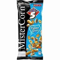 Grefusa cocktail mix 5 pipas lovers mr corn de 115g. en bolsa