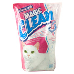 Vitakraft magic clean perlas gel silice gatos de 5l. en bolsa