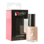Belle laca uñas color nude 1u