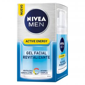 Nivea For Men crema facial q10 nivea de 50ml.