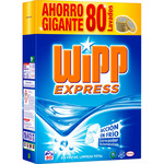 Wipp express detergente maquina polvo maleta 88