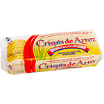 Hot Kid crispi arroz barbacoa de 100g. en paquete