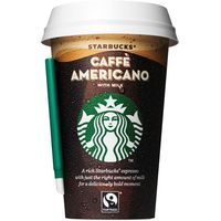 Starbucks cafe chilled cup american vaso de 22cl.