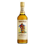 Capitan Morgan ron dorado jamaica de 70cl. en botella