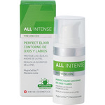 All Intense prevencion perfect elixir contorno ojos labios dosificador protege celulas madre piel de 15ml.