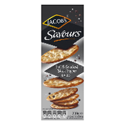 Jacobs crackers sal pimienta de 200g.