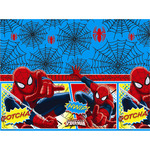 Spiderman mantel incividual plegado