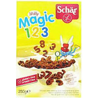Schar milly magic 1 2 3 de 250g. en paquete