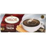 Valor chocolate taza tableta de 300g.