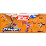 Bandama galleta barquillo chocolate de 224g. en caja