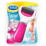 Scholl velvet smooth lima electronica rosa con diamond crystals blister