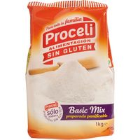 Proceli basic mix preparado panificable