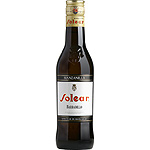 Antonio Barbadillo solear de 37,5cl. en botella