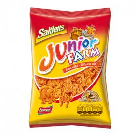 Lorenz saltletts junior farm de 125g.
