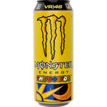 Monster bebida energetica the doctor vr46 de 50cl.