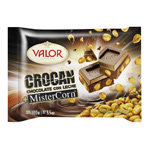 Valor crocan pocket mr corn tableta de 100g.