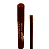 Deliplus mascara pestañas volumen marron