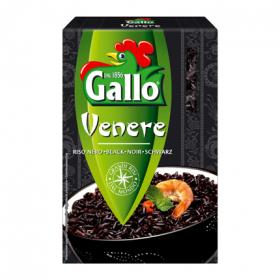 Gallo arroz negro de 500g.