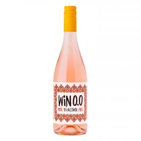 Vino rosado 0% alcohol win 0.0 de 75cl.