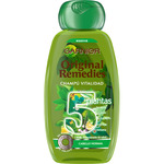 Garnier Original Remedies champu vitalidad 5 plantas cabello normal de 25cl. en bote