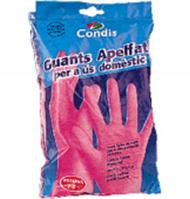 Condis guant goma flocados med