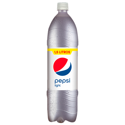 Pepsi light de 1,5l. en botella