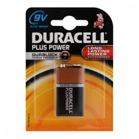 Duracell 6lr61 9v pilas alcalinas plus power blister