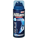 Williams expert gel afeitar ice blue de 20cl.