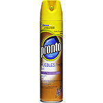 Pronto limpia muebles fragancia lavanda quita polvo protege de 25cl. en spray