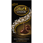Lindt lindor chocolate negro 60% tableta de 100g.
