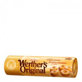 Werthers caramelos cafe con leche de 50g.