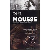 Belle tinte mousse cast oscuro n 3 & professional