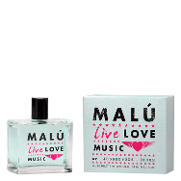 O Live colonia love music malu de 10cl. en spray