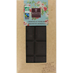 Original bovetti chocolate negro bio santo domingo tableta de 100g.