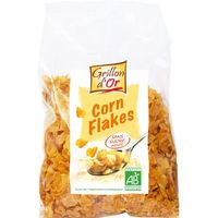 Grillon corn flakes d`or de 500g.