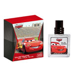 Disney edt cars de 50ml.