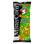 Grefusa mix snack attraction mistercorn de 115g.