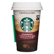 Starbucks cafe cappuccino de 22cl.