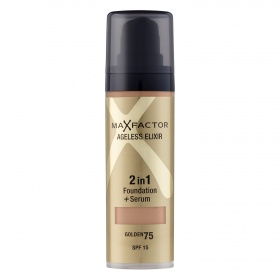 Max Factor base maquillaje ageless elixir 75