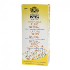 Intea locion rubio natural camomila de 10cl.