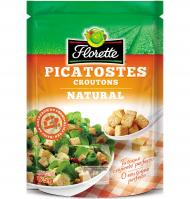 Florette picatostes natural de 65g.