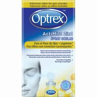 Actimist picor optrex de 10ml. en bote