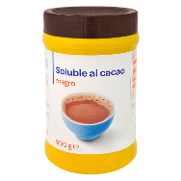 Carrefour Discount cacao soluble de 900g.